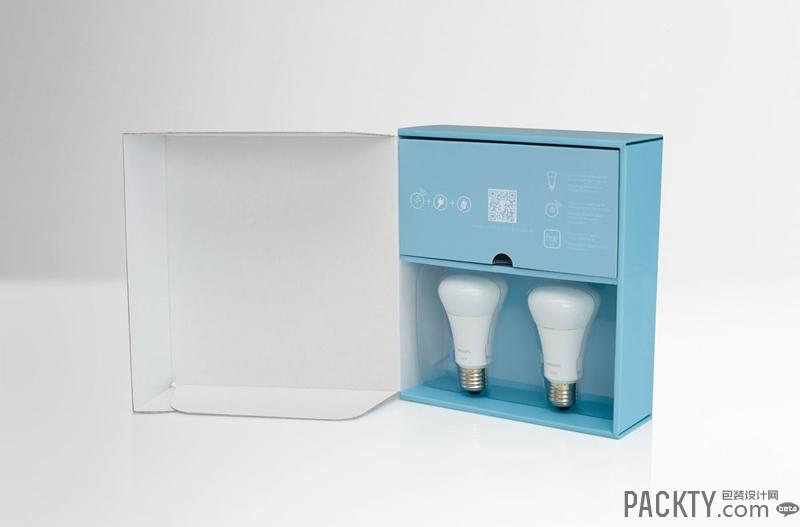 国外灯具包装设计